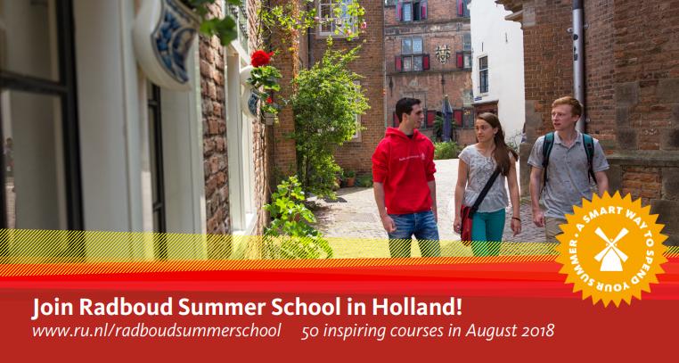 Radboud Summer School