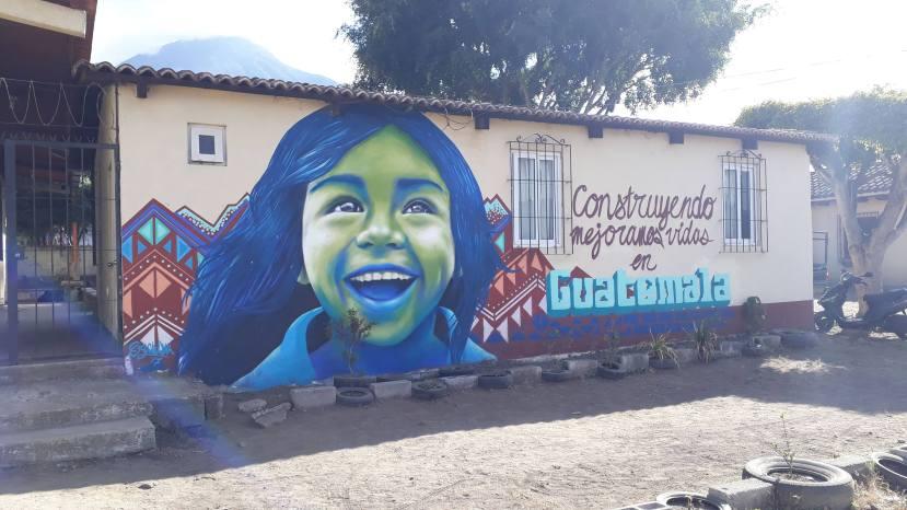 Antigue en Quetzaltenango –Guatemala